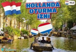 Hollanda Oturma İzni Nasıl Alınır? – Hollanda'ya Yerleşmek