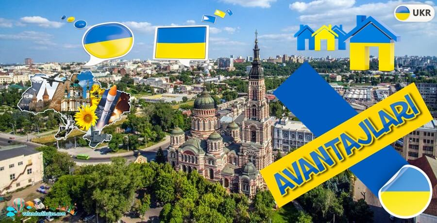 Ukrayna Süreli Oturma Vizesi - Kalıcı İkamet İzni - Avantajları - Oturma İzni Başvurusu