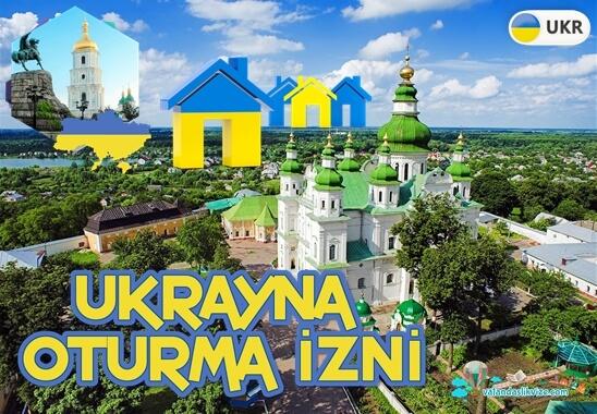 Ukrayna Oturma İzni - D Vizesi Nasıl Alınır?