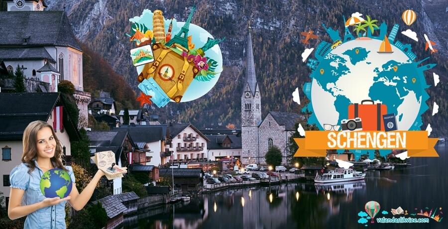 schengen vizesi ülkeleri - schengen vizesi şartları - öğrenciler nasıl alır?