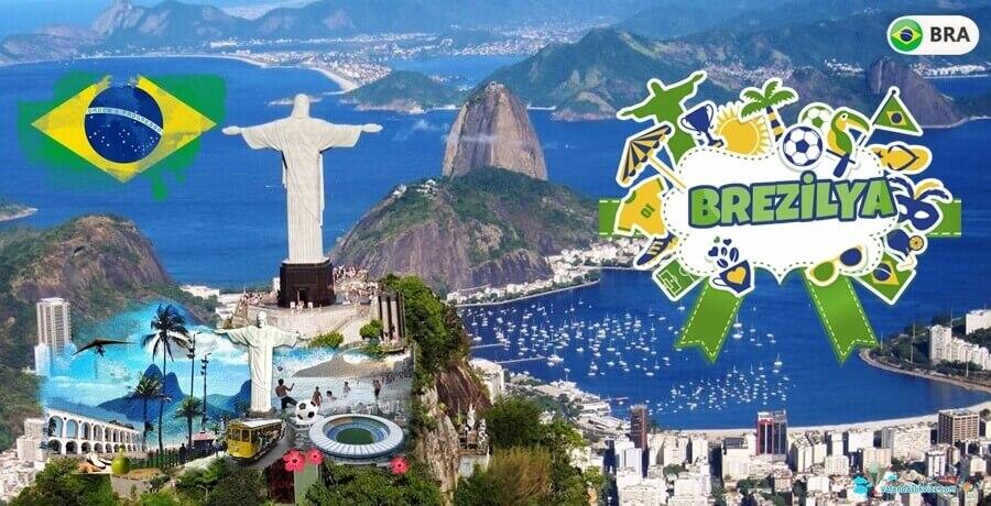 Brezilya Vatandaşlığı Avantajları ve Başvurusu - Brezilya Vatandaşı ile Evlilik