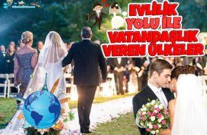 Evlilik Yoluyla Vatandaşlık Veren Ülkeler