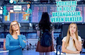 Türklere En Kolay Vatandaşlık Veren Ülkeler